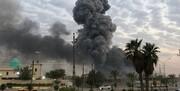 جنگندههای آمریکایی منطقهای نزدیک به پایگاه الحشد الشعبی را بمباران کردند
