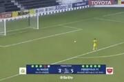 ببینید | شوخی کاربران فضای مجازی با کاپیتان النصر در ضربات پنالتی