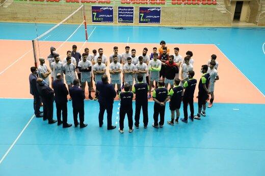 باید تلاش کنیم تا در رشته های مختلف ورزشی تیمی ، در استان اردبیل تیم داری کنیم