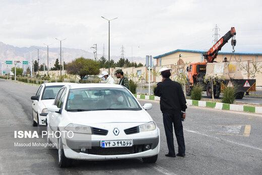 ممنوعیت تردد در محور هراز/ ترافیک پرحجم در آزادراه قزوین تا تهران