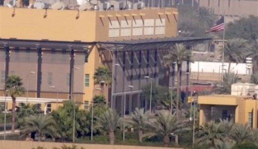 آژیرهای هشدار حمله به سفارت آمریکا در بغداد به صدا درآمد