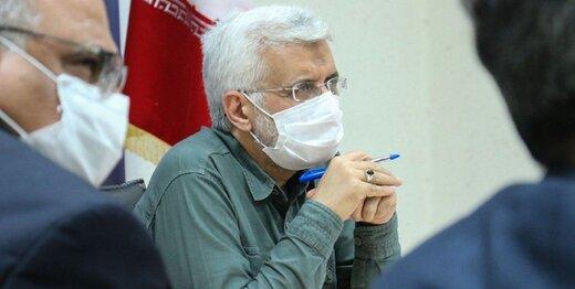 جلسات دولتِ سایه سعید جلیلی از سر گرفته شد