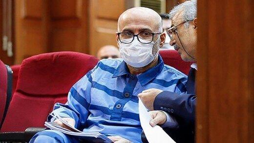 نامه طبری از  زندان اوین:در حالی که در منزل آقای آملی لاریجانی مهمان بودم بازداشتم کردند/کار20ساله من در دادگستری از 100سال قبلش بیشتر است