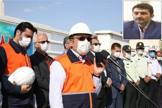 شرکت توزیع برق استان سمنان در خط مقدم رفع بحران های ناشی از حوادث غیر مترقبه است