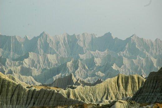 کوههای مینیاتوری چابهار؛ ردی از مریخیها