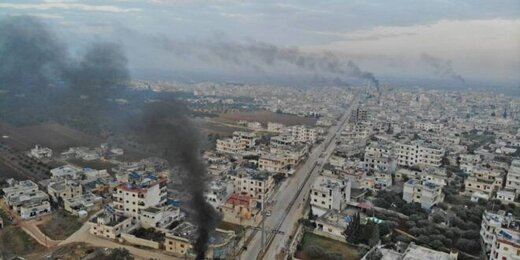 درگیری نیروهای ترکیه و روسیه در سوریه