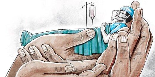 بحران کرونا در تهران/ مردانی: به شمال بروید، بیماران باید در چادرهای صحرایی بخوابند