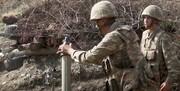 اصابت ۱۵ راکت جنگ قره باغ به ایران و زخمی شدن دو نفر