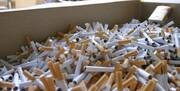 یک چهارم مردم تهران سیگاری هستند