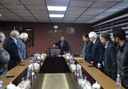 نشست پیشکسوتان استقلال با وزیر ورزش