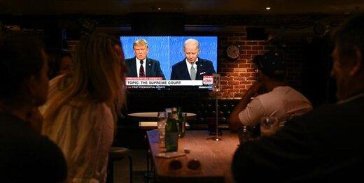 مناظره ترامپ و بایدن مجازی شد
