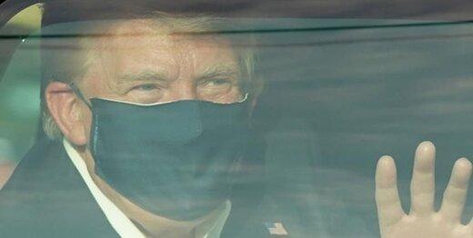 واکنش پزشک بیمارستان والتر رید به خروج ترامپ