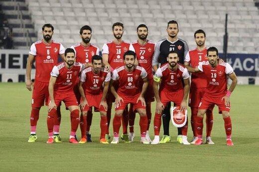 ۶ پرسپولیسی در تیم منتخب نیمه نهایی لیگ قهرمانان آسیا