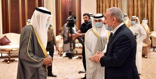 موضعگیری امیر جدید کویت در قبال فلسطین