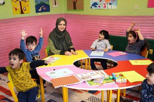 توضیح بهزیستی درباره تامین محتوای آموزشی در مهدهای کودک