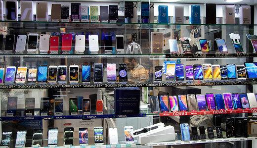 قیمت انواع گوشی موبایل در تهران/ جدول