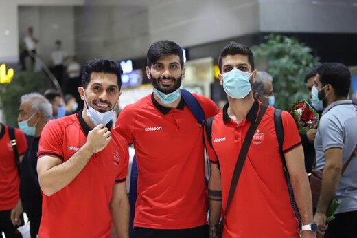 واکنش AFC به بازگشت پرسپولیس: قهرمانان به تهران برگشتند/عکس
