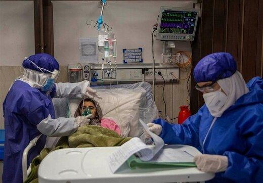 عدد ضحايا كورونا في إيران بلغ 27 الفا و419 شخصا