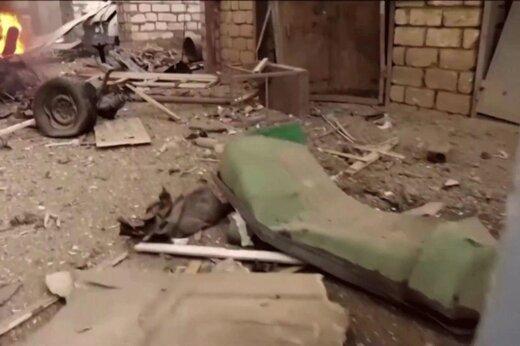 ببینید |  آذربایجان عمداً به مناطق غیرنظامی حمله میکند؟
