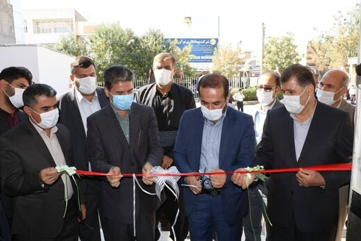 افتتاح و کلنگزنی ۴ پروژه عمرانی و تولیدی در پیرانشهر