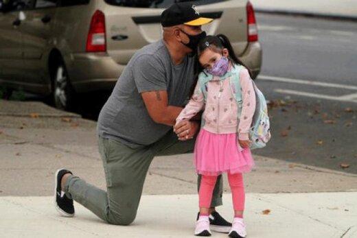 ببینید | واکنشهای خیرهکننده پدرهای قهرمان برای حفظ جان فرزندانشان