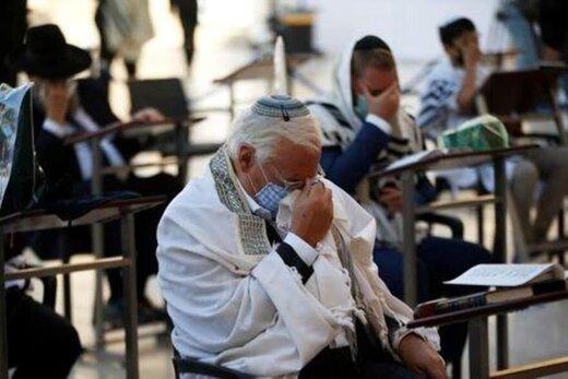 خاخامهای یهودی و سفیر آمریکا برای شفای ترامپ نماز خواندند/عکس