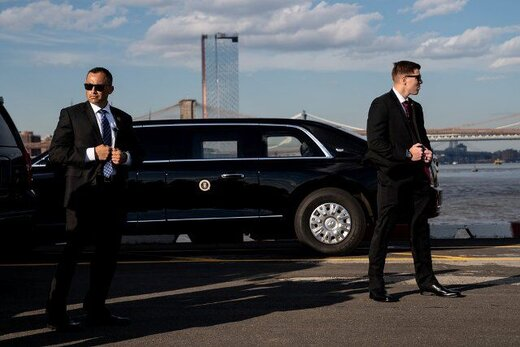 آیا ترامپ کرونا را به تیم حفاظتی خود انتقال داده است؟