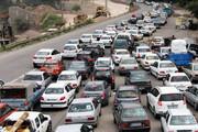 ببینید | بیتوجهی مردم به تذکرات مسئولان؛ ترافیک در جادههای خروجی تهران!