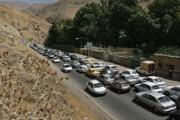 ببینید | گزارشی ترسناک از جاده چالوس در اوج مرگهای کرونایی