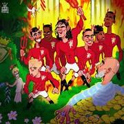 ببینید: شیاطین سرخ با او به بهشت میروند!