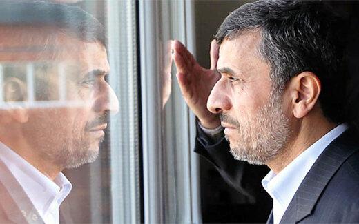 نامه مبهم احمدی نژاد به وزیر اطلاعات روحانی /تلاش رئیس جمهور سابق برای آزادی بقایی؟