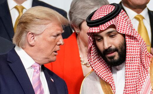 آل سعود روزه سکوت گرفت