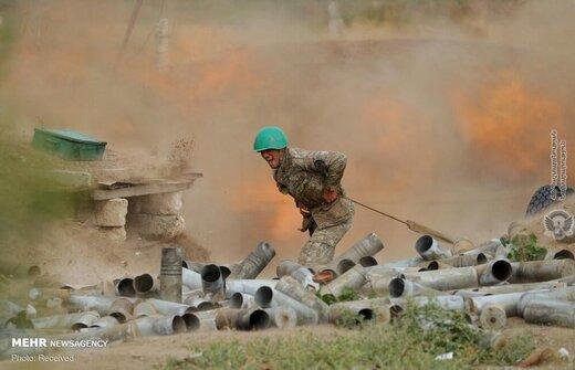 باکو خبر داد: درگیریهای قرهباغ به کشته شدن 41 غیرنظامی و 205 زخمی رسید
