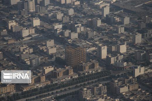 هوای آلوده در دو کلانشهر