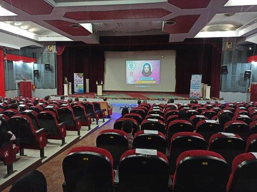 برگزاری آیین معارفه پزشکان متخصص جدید دانشکده علوم پزشکی آبادان