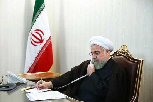 پیام تبریک روحانی به رئیس جمهور تاجیکستان