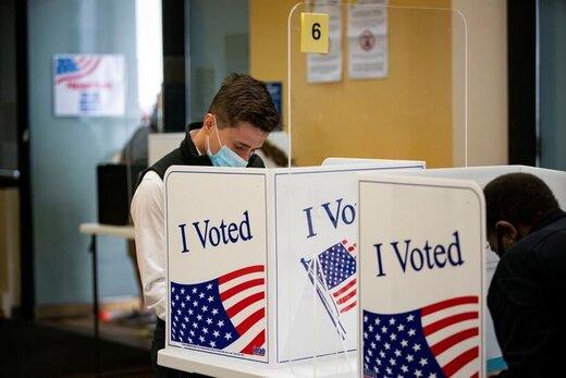 حامیان دموکراتها اشتیاق بیشتری برای رأی دادن دارند