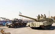 رویارویی و رقابت تمام عیار تانک ایرانی با نمونه آمریکایی /تانک ام ۶۰ چگونه به تانک صمصام تغییر کرد؟ +تصاویر