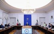 روحانی: چارهای جز افزایش سختگیری و محدودیتهای ضدکرونایی نداریم