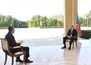 واکنش رئیسجمهور آذربایجان به موضع ایران در قبال مناقشه قرهباغ
