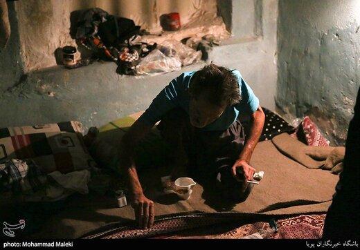 پاکسازی غرب تهران از مجرمان و معتادان متجاهر