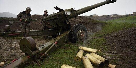 ایروان: جمهوری آذربایجان به تجهیزات نظامی در خاک ارمنستان حمله کرده است