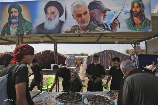 عراق در آستانه اربعین حسینی