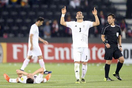 حاج صفی: از بازی مقابل ازبکستان خاطره خوشی داریم