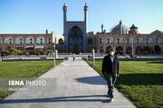 کاهش یک میلیونی گردشگران در اصفهان