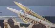 ناوهای آمریکایی در تیررس جدیدترین موشک بالستیک سپاه /موشکی که آمریکا را عقبتر میراند +تصاویر