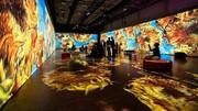 تجربه قدم زدن در میان شاهکارهای هنری