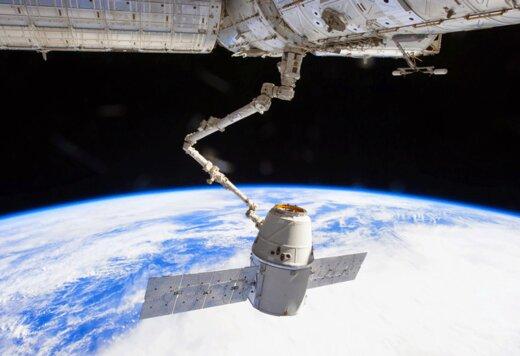 ببینید | تصاویری از ایستگاه بینالمللی فضایی