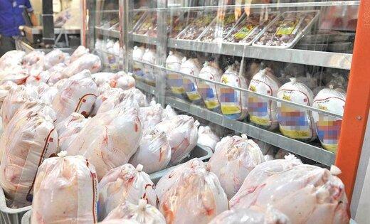 قیمت مرغ و بوقلمون در میادین و تره بار