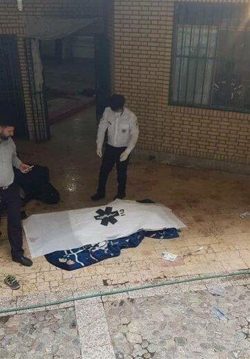 آتشسوزی در اردوگاه شهید باهنر تهران یک کشته و یک مصدوم سوختگی بر جا گذاشت